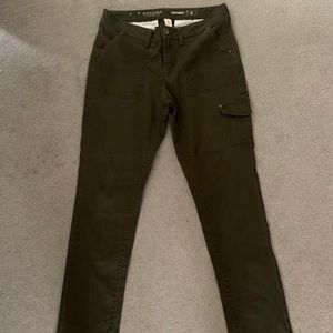 Sonoma army green jeans